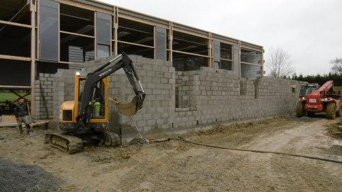 Construction bâtiment industriel 44