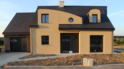 Particulier - Construction pavillon