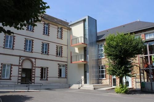 Accessibilité Ecole 44 Chateaubriant