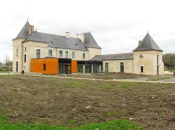 Collectivité - Rénovation château 44 Saffré